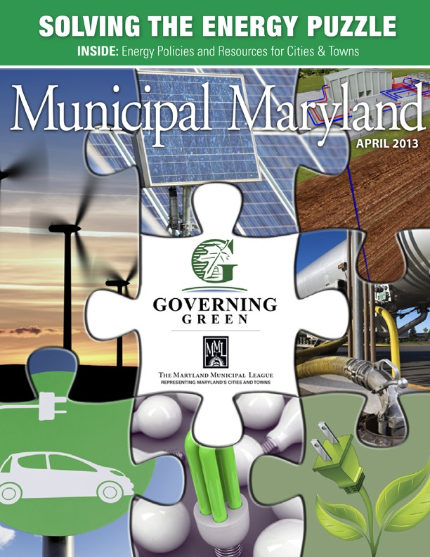 april cover of md municipal